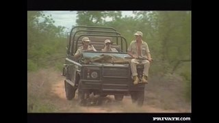 Diana,-Outdoor-Ganbang-in-the-Kruger-Park...