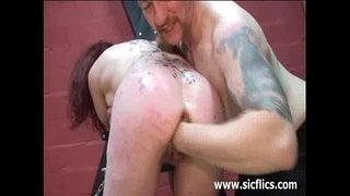Slave-girl-fist-fucked-till-she-screams