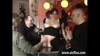 Amateur-slut-fist-fucked-in-a-public-bar