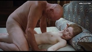 Emily-Browning---Teen-girl-sex-with-old-man,-Full-Frontal-Nudity,-Bush---Sleeping-Beauty-(2011)