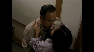 Japanese-hot-wife-cheats--with-neighbor-when-her-husband-is-sleeping