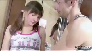 Bro-Seduce-Extrem-Skinny-Step-sister-to-Fuck-her-Anal