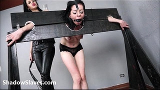Merciless-brazilian-bdsm-and-lesbian-whipping-of-19yo-amateur-slave-girl-Demi-in