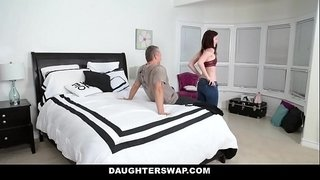 DaughterSwap---Hot-Daughter-Revenge-Fucked-By-Dads-Friend
