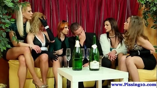 Glam-eurobabes-drink-pee-in-watersports-orgy