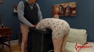 Goth-girl-gets-anal-punishment-and-facefucking-in-the-garbage