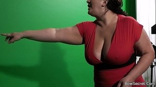Busty-plumper-in-nylons-rides-cheating-dick