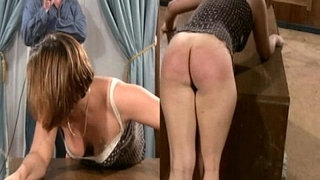 Upset-bruntte-is-taken-a-serious-spanking