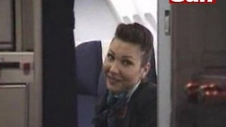 French-stewardess-strips-part-2