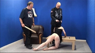 Spanked-blowjob-of-filthy-slaveslut-Fae