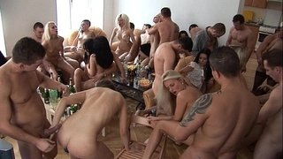 Party-Girls-Sucking-and-Fucking-their-Friends