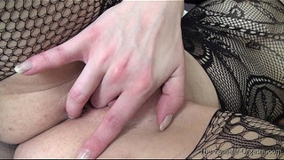 Fleshy-Pussy-and-Redhead-Multiorgasmic-MILFs-Masturbate-Solo-and-Together