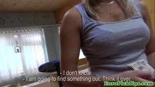 Blonde-euro-amateur-flashes-her-ass