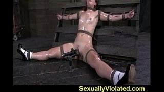 Claire-Robbins-tied-down-hard-part-1-of-2