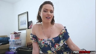 Hot-MILF-stepmom-fucked-for-the-last-time-by-a-stepson