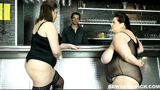 Strapon-male-domination-performed-by-2-BBW-dominas