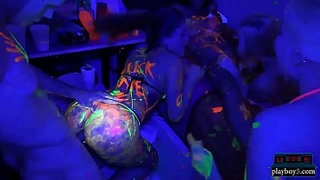 College-teens-glow-in-the-dark-orgy-party-in-a-dorm-room