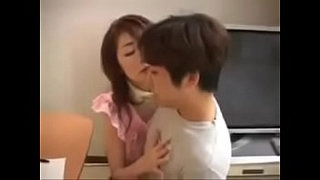 Japanese-Milf-and-Son-first-Sex