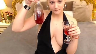 Pregnant-smoking,-drinking-and-milking