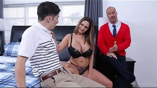 FILTHY-FAMILY---Stepmom-Ava-Addams-Fucks-Away-Connor-Kennedy's-Virginity