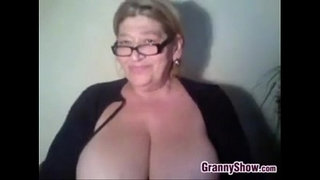 Thick-Grandma-Plays-With-Her-Big-Tits