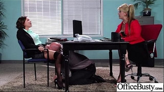Sex-Tape-In-Office-With-Round-Big-Boobs-Girl-(krissy-lynn)-movie-20