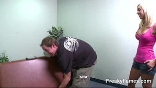Slim-amateur-Whore-after-sexy-massage-eager-to-suck-last-drop-of-cumshot