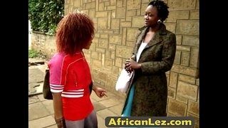 African-lesbians-Jojo-&-Akua-foreplay-in-the-shower