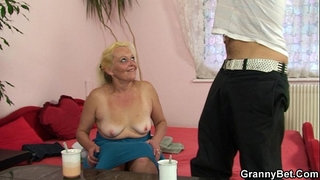 Old-blonde-grandma-enjoys-riding-cock