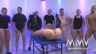 MMV-FILMS-Rough-German-Gangbang