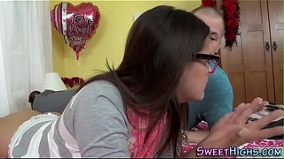 College-teen-doggystyle