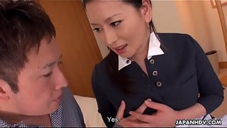 Japanese-maid,-Rei-Kitajima-fucks-a-horny-hotel-guest,-uncensored