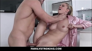 Sexy-Blonde-MILF-Aunt-Lets-Nephew-Fuck-Her-For-College-Connections
