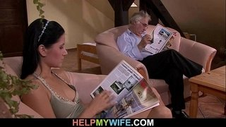 Hubby-calls-guy-to-fuck-his-wife