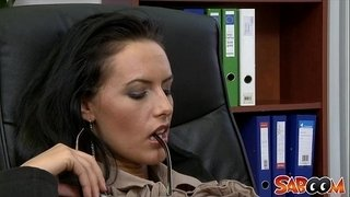 Busty-Secretary-gets-fucked-in-the-office