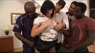 Prima---Interracial-Gangbang